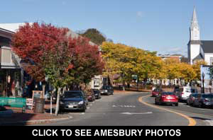 Downtown Amesbury